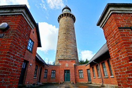 Danish Lighthouse Jigsaw Puzzle