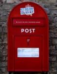 Danish Post Box