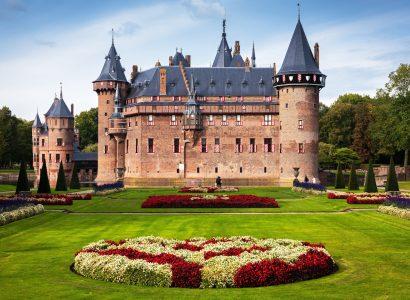 De Haar Castle Jigsaw Puzzle