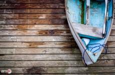 Decked Canoe