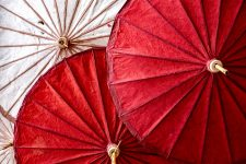 Decorative Parasols