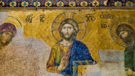 Deësis Mosaic