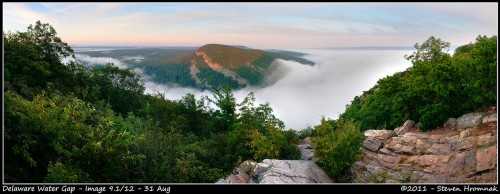 Delaware Water Gap Jigsaw Puzzle