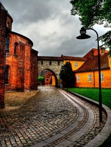 Denmark Street Jigsaw Puzzle