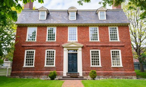 Derby House Jigsaw Puzzle