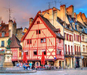 Dijon Square Jigsaw Puzzle
