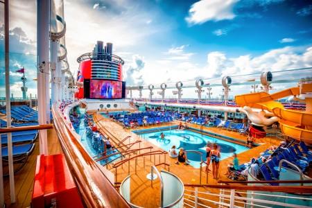 Disney Cruise Jigsaw Puzzle