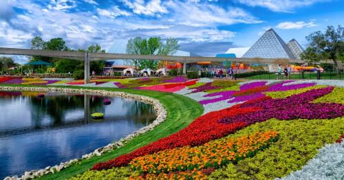 Disney Flowers Jigsaw Puzzle