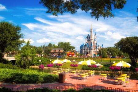 Disney World Jigsaw Puzzle