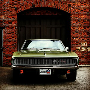 Dodge Charger Jigsaw Puzzle