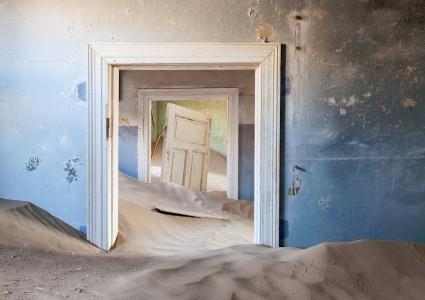 Doorframes Jigsaw Puzzle