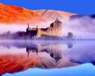 Dornie Castle Jigsaw Puzzle