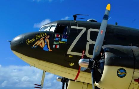 Douglas C-47 Jigsaw Puzzle