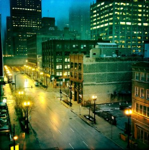 Downtown Chicago Jigsaw Puzzle