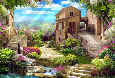 Dreaming of Italy Jigsaw Puzzle