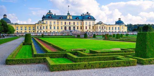 Drottningholm Palace Jigsaw Puzzle