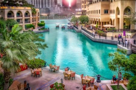 Dubai Oasis Jigsaw Puzzle