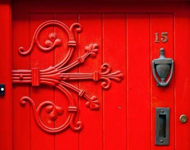 Dublin Door Jigsaw Puzzle