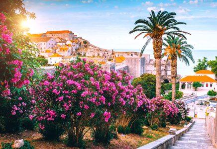 Dubrovnik Overlook Jigsaw Puzzle