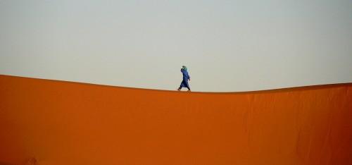 Dune Walk Jigsaw Puzzle