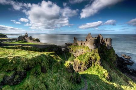 Dunluce Castle Jigsaw Puzzle