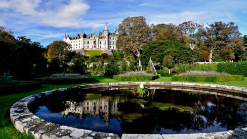 Dunrobin Castle Jigsaw Puzzle