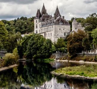 Durbuy Castle Jigsaw Puzzle