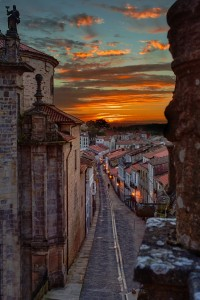 Dusk in Spain Jigsaw Puzzle