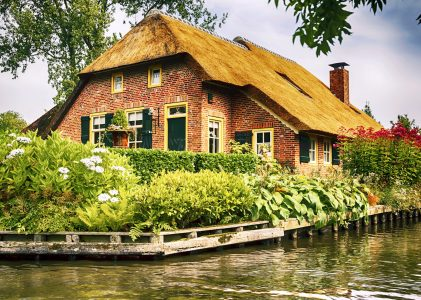 Dutch House Jigsaw Puzzle
