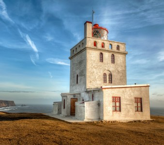 Dyrholaey Lighthouse Jigsaw Puzzle
