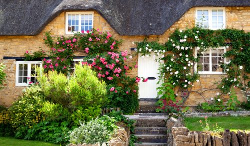 Ebrington Cottage Jigsaw Puzzle
