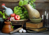 Eclectic Still Life