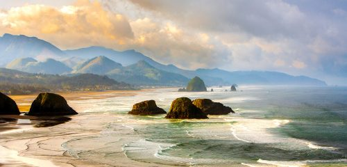 Ecola State Park Jigsaw Puzzle