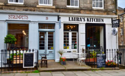 Edinburgh Cafes