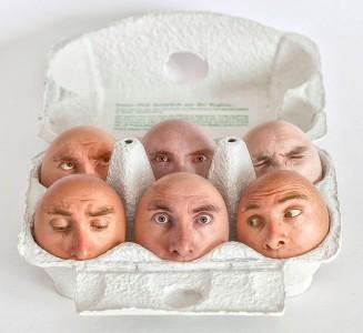 Eggheads Jigsaw Puzzle