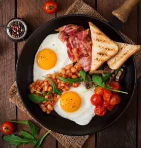 Eggs and Bacon Jigsaw Puzzle