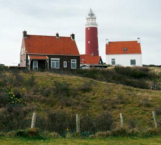 Eierland Lighthouse Jigsaw Puzzle
