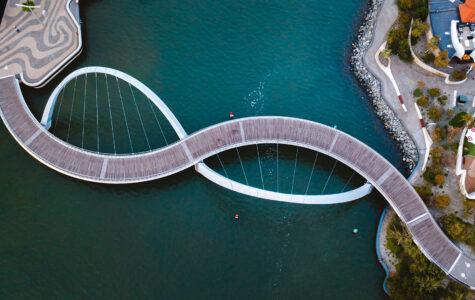 Elizabeth Quay Bridge Jigsaw Puzzle