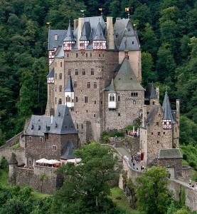 Eltz Castle Jigsaw Puzzle
