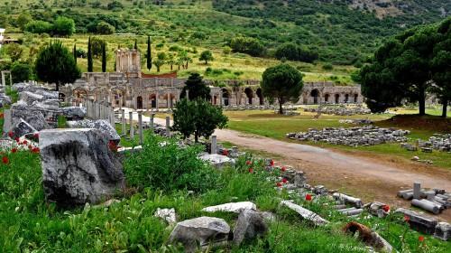 Ephesus Jigsaw Puzzle
