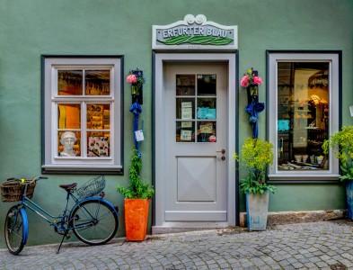 Erfurt Shop Jigsaw Puzzle