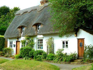Essex Cottage Jigsaw Puzzle