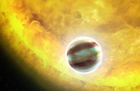 Exoplanet Jigsaw Puzzle