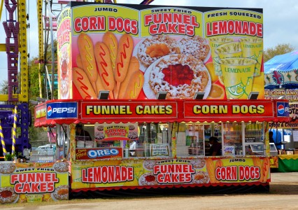 Fair Food Jigsaw Puzzle