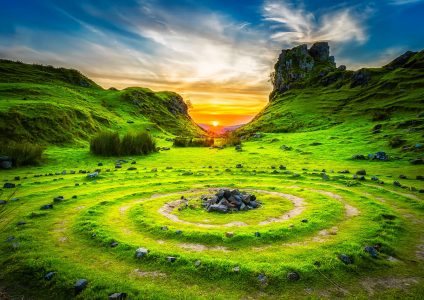 Fairy Glen Jigsaw Puzzle