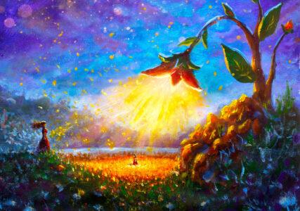Fairy Light Jigsaw Puzzle