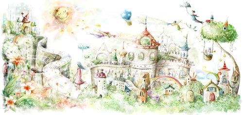 Fairy Tale Land Jigsaw Puzzle