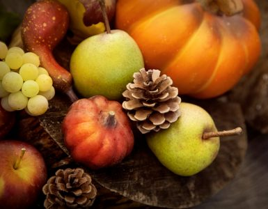 Fall Fruit Jigsaw Puzzle
