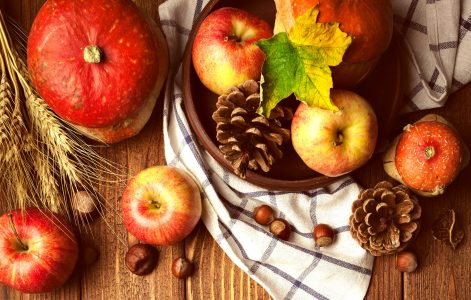 Fall Fruits Jigsaw Puzzle