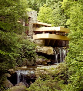 Fallingwater Jigsaw Puzzle